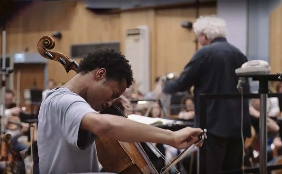 Sheku Kanneh-Mason Announces New Album 'Elgar'