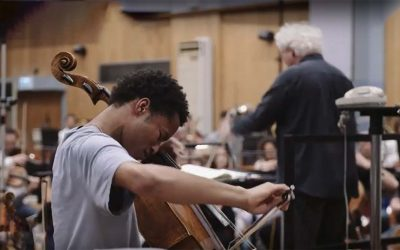 Sheku Kanneh-Mason Announces New Album 'Elgar'