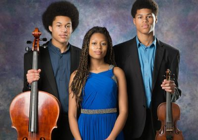 The Kanneh-Mason Trio