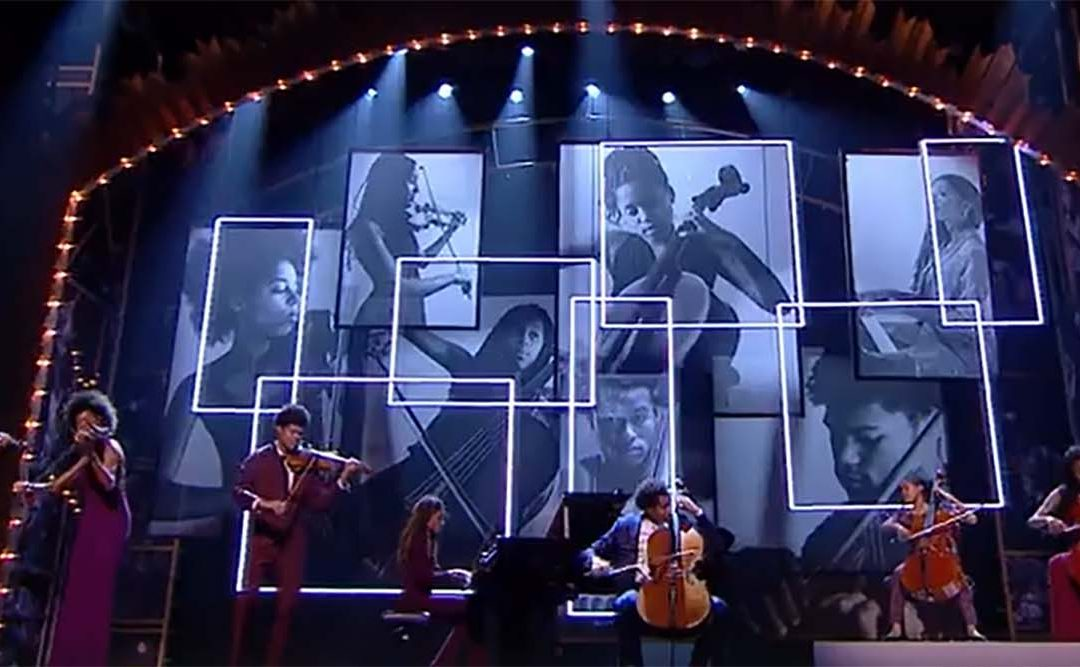 Watch The Kanneh-Masons on the 2019 Royal Variety Performance