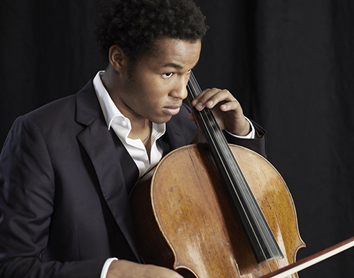 Sheku Kanneh-Mason has been awarded an MBE