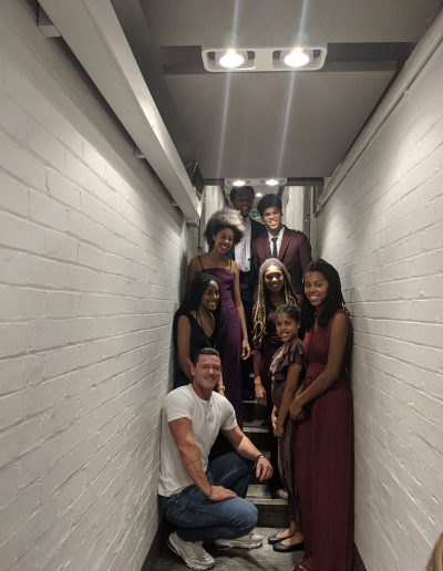 2019 Royal Variety Performance Backstage