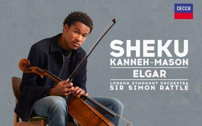 "Sheku releases his new album ""Elgar"""