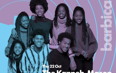 The Kanneh-Mason family in concert