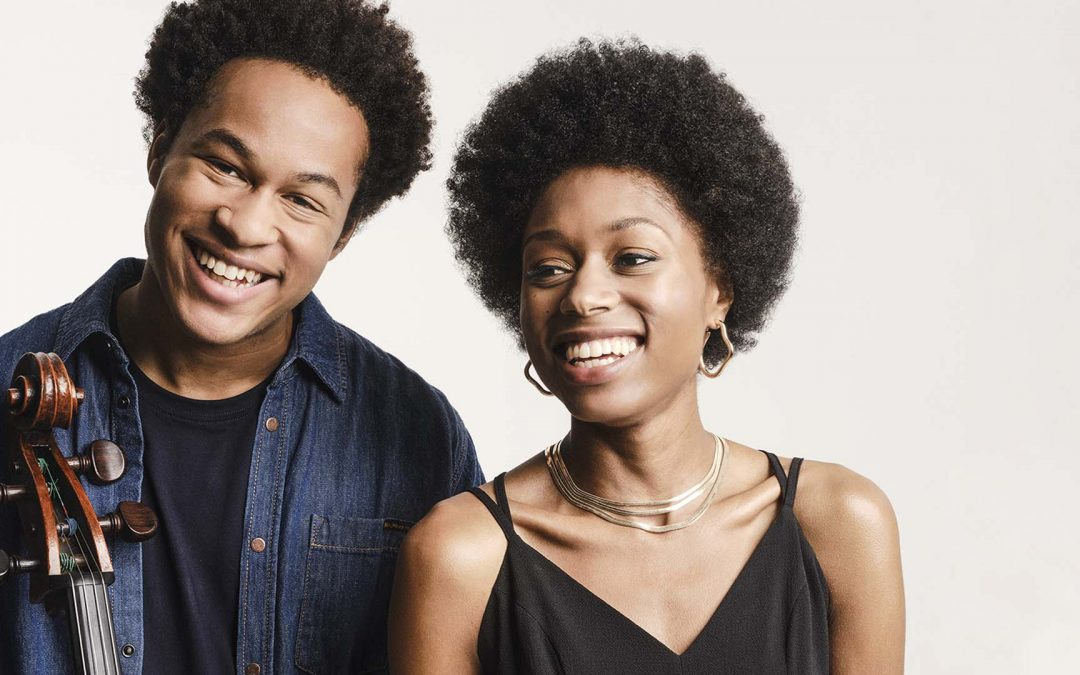 Sheku and Isata to release first duo album MUSE